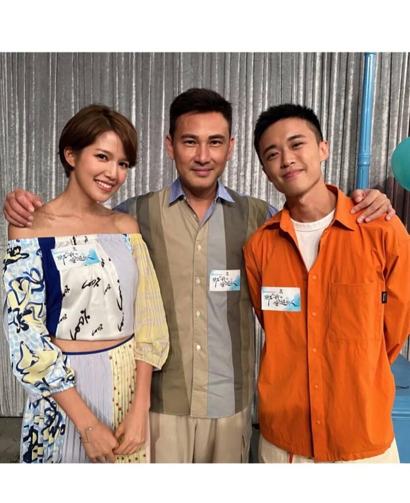 蘇皓兒在無綫劇集《那些我愛過的人》飾演林文龍女兒子優,拍攝時已廿四歲的她,要在劇中扮演中學生,幸好觀眾也非常受落。