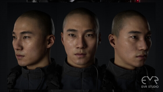 李洪耐近日被網上遊戲開發公司看中,擔任新game代言人。