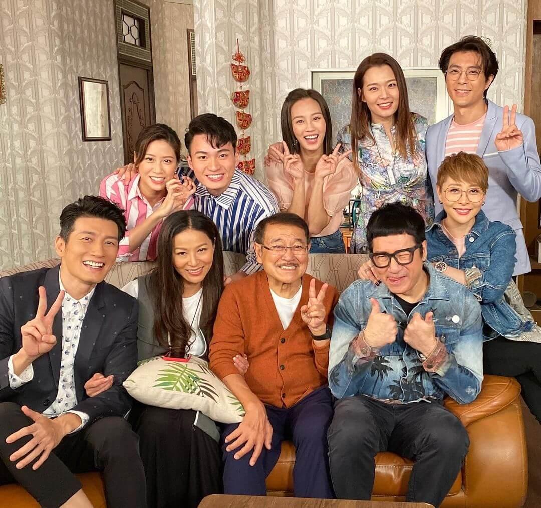 《愛.回家之開心速遞》劇組向來有向壽星送上生日驚喜的習慣,未知今次會如何跟豹哥慶祝?