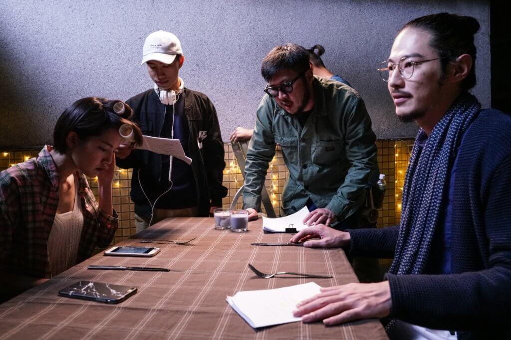 《把砒霜留給自己》是Mr. Pizza的最新原創小說,由劉翁執導,他亦是香港唯一一個導演有兩個作品打入Netflix國際串流平台。