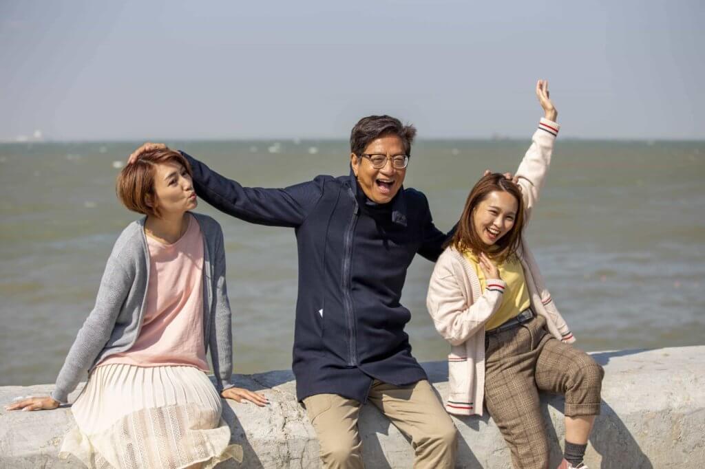 李璧琦與大馬歌手龔柯允飾演陳友的女兒,三人是首次合作。