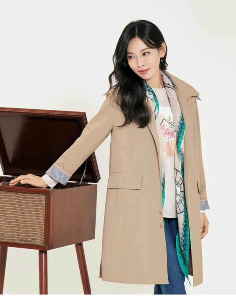 金素妍經常拉筋收身,而且凍齡有術,多年來都不覺歲月留痕。