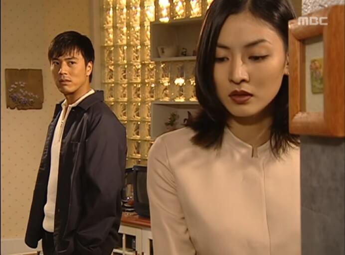 金素妍二十一年前演出的《愛上女主播》是當年收視話題作,角色人見人憎。