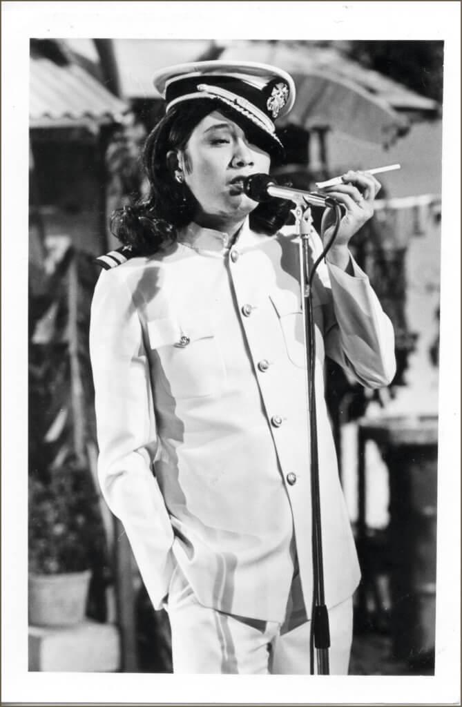 他曾在《歡樂今宵》扮演日本歌手澤田研二