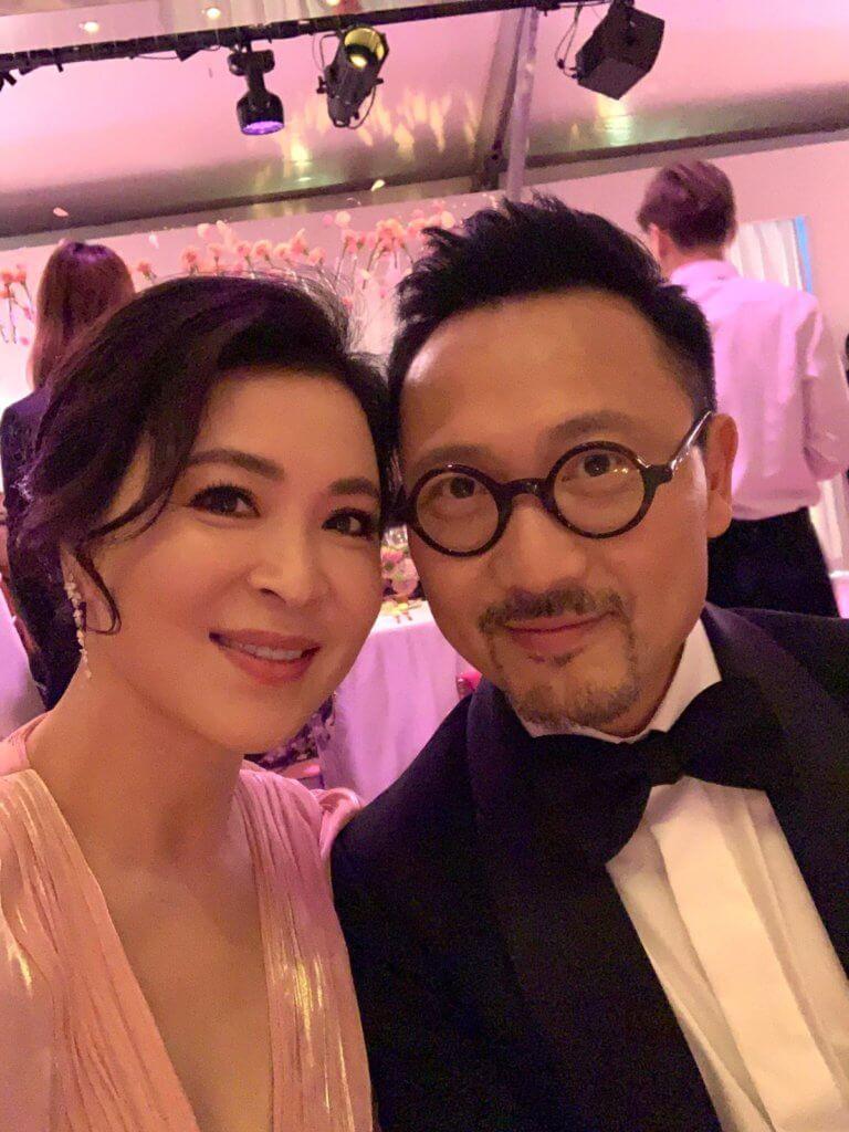 潘燦良和蘇玉華去年註冊結婚,不過沒有舉行婚禮。