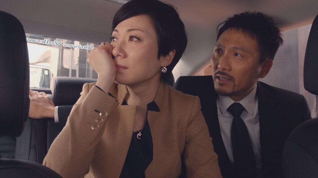 潘燦良與張可頤演HKTV劇集《來生不做香港人》
