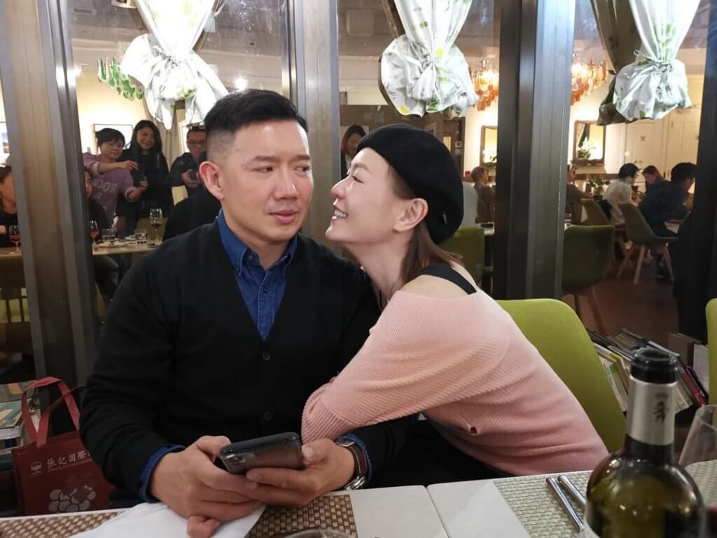 田蕊妮說現在杜汶澤不能沒有她,她也不能沒有杜汶澤。