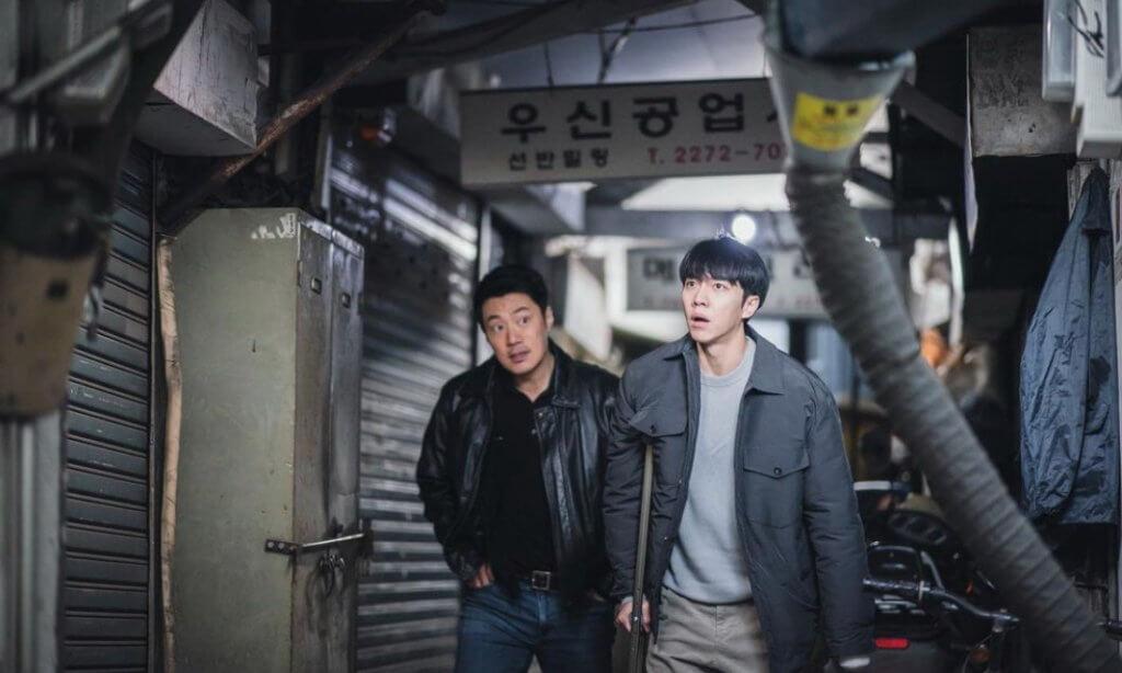 李昇基及李熙俊為了追捕變態殺人犯,二人的命運卻有大逆轉。