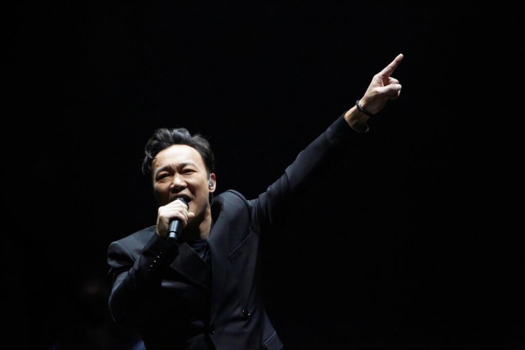 新版《歡樂今宵》亦希望由環球歌手Eason打響頭炮