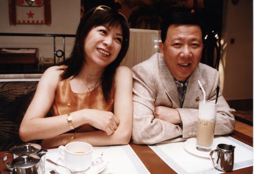 尹光和太太李麗儀八二年結婚,今年是三十九周年。