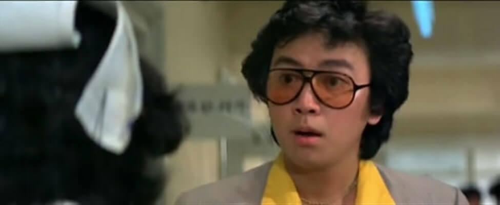 劉少君當年亦是小鮮肉一名,李翰祥在邵氏拍的最後一部電影《三十年細說從頭》,他亦有份演出。