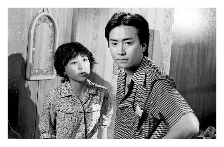 劉少君在八二年與當時尚未成為歌手的劉美君拍攝港台劇《江湖再見》,此劇更揚威美國電視節。