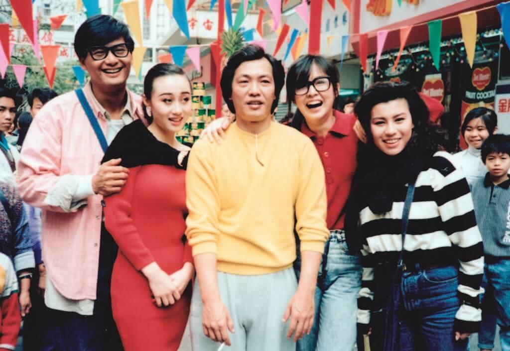 王鍾導演的《長短腳之戀》由周潤發、王祖賢主演,周潤發在戲中演的士司機。