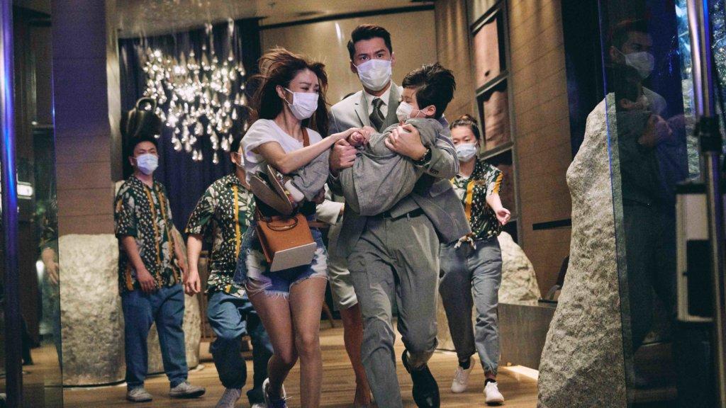薛凱琪飾演劉悅媽媽,與陳家樂有感情線。