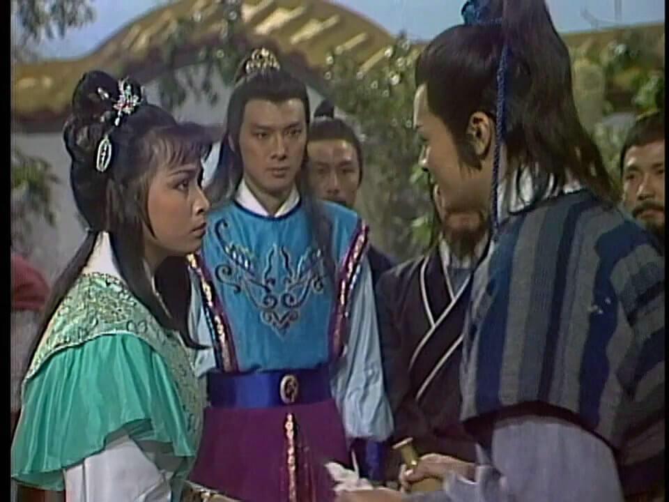 一九八五年的《江湖浪子》,是陳榮峻初入電視台的作品。