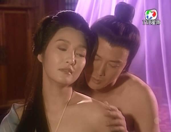 陳榮峻在《天龍八部》演大反派全冠清,為他打開國內市場。