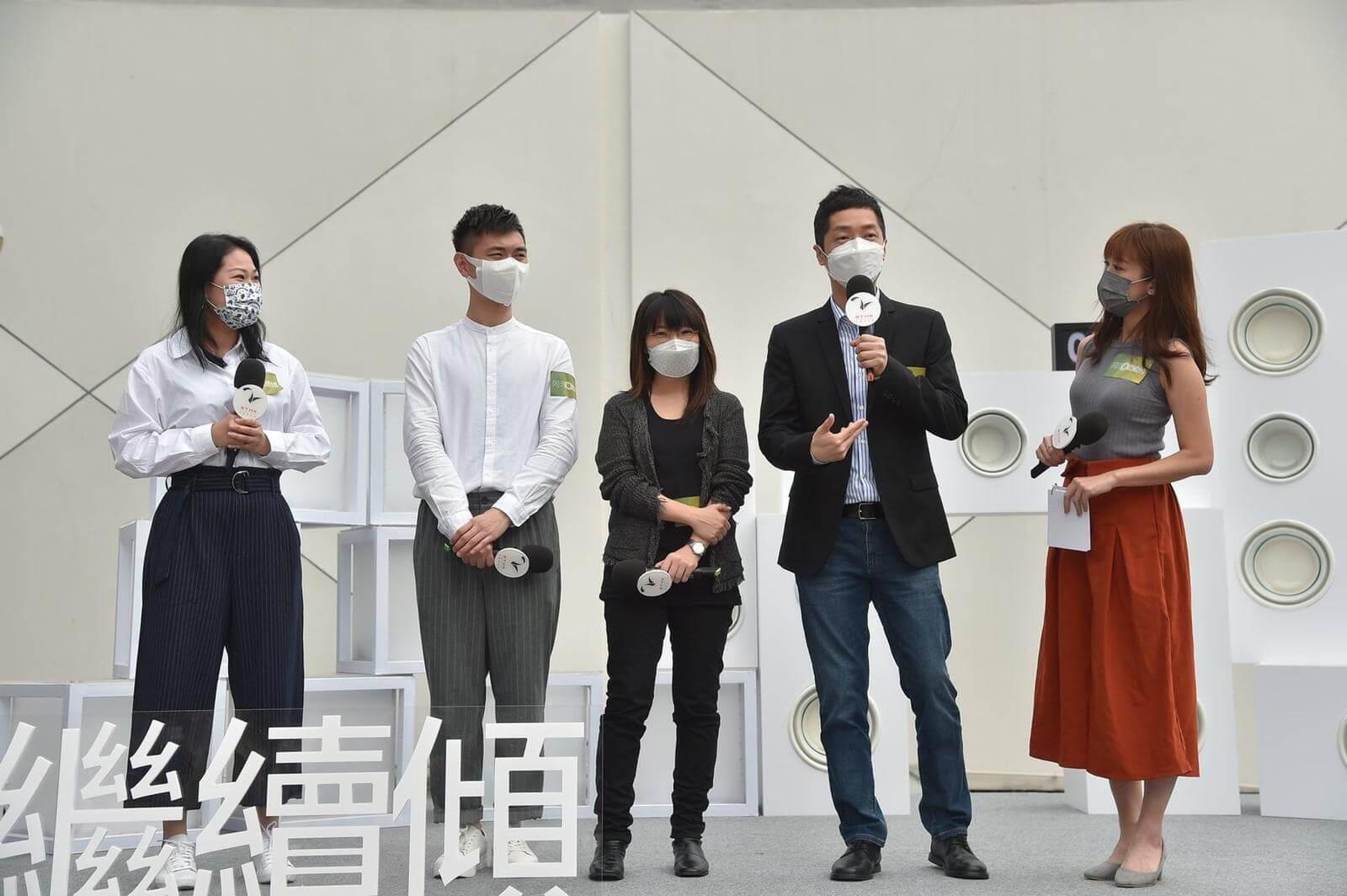 除了陳小芝,馬仔亦會聯同彭詠儀、陳景鴻一起主持新節目。