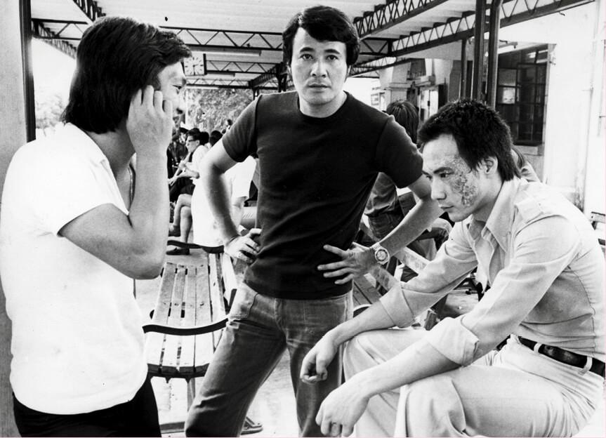 王鍾在《大丈夫》中與嘉倫、陳欣健合作。