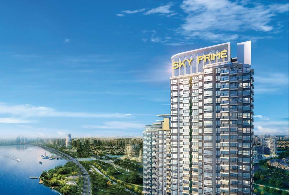 「Urban Village 首都•國金」二期,是香港金鏗集團在柬埔寨金邊的第四個房地產發展項目。