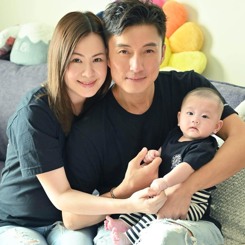 陳山聰感激太太為他生下Jaco,令他人生更圓滿。