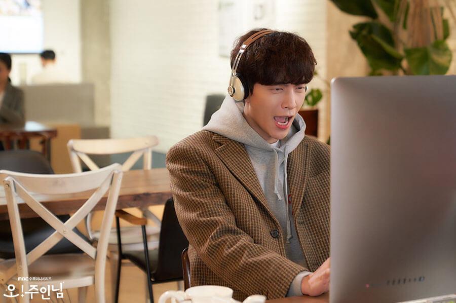 李民基飾演自私自利又患有嚴重潔癖和強迫症的主角「韓雨秀」,他更為新劇換上全新鬈髮造型。