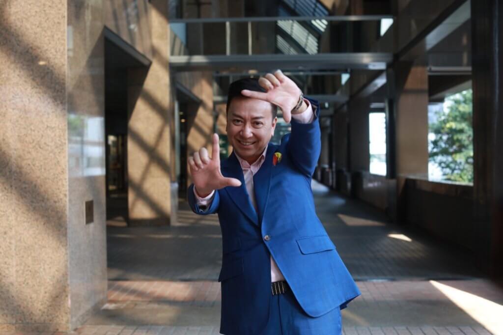 今年六十歲的劉少君,近年多在國內發展,早前回港拍了ViuTV劇集《冥冥之中》。