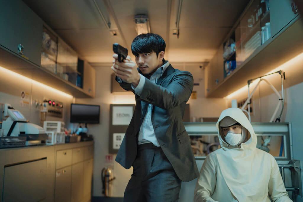 片中孔劉的角色身手了得,但其中一場拍得辛苦的嘔吐戲卻慘遭導演刪掉。