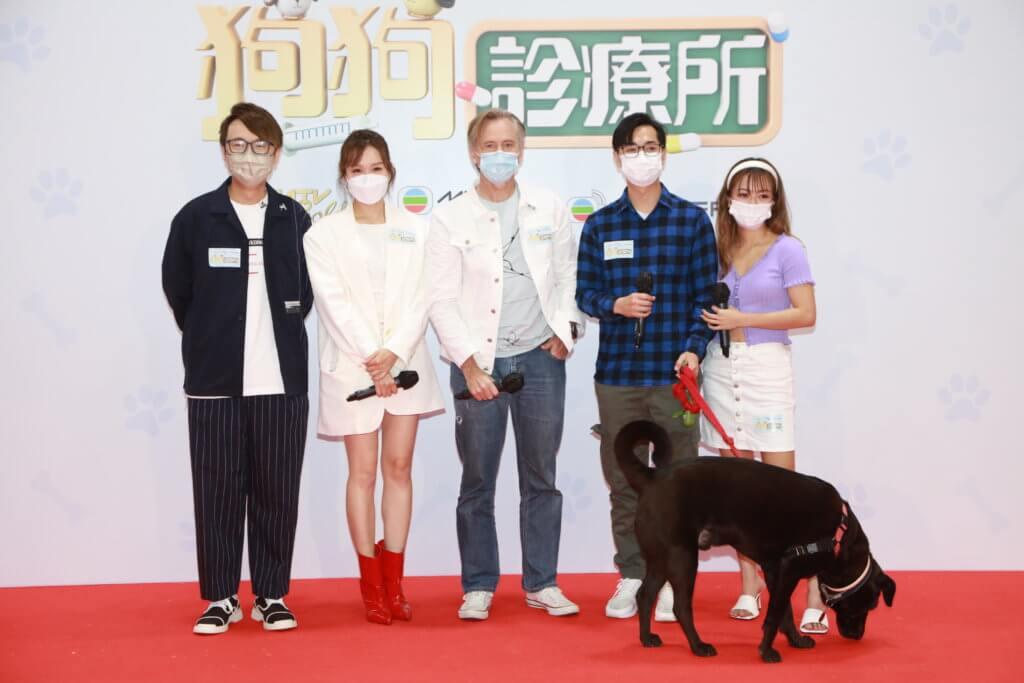 兩人是愛狗之人,兩夫妻近日齊齊擔任綜藝節目《狗狗診療所》嘉賓,跟李佳芯及河國榮等演出。
