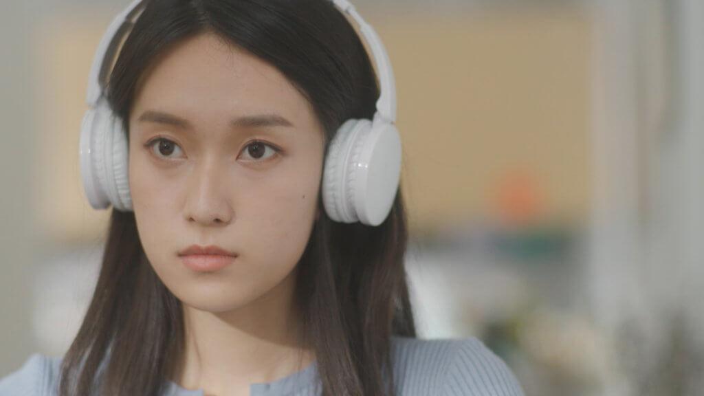Candy在《YOLO的練習曲》飾演女團成員,她坦言首次拍劇非常緊張,只給自己兩分。
