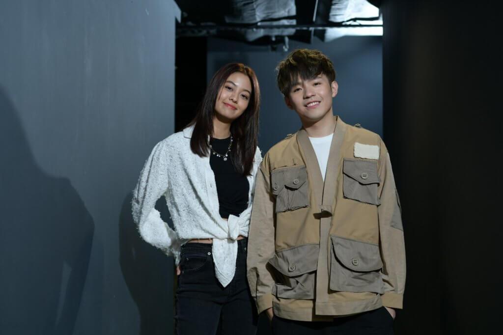 陳卓賢與盧慧敏公開戀情,二人日前出席記者會時亦成為全場焦點。