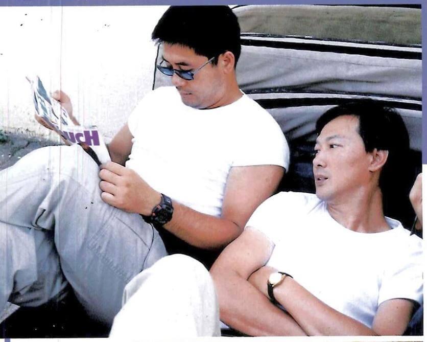 陳榮峻在無綫從年輕做到老,當年為了家庭,不做主角做配角。