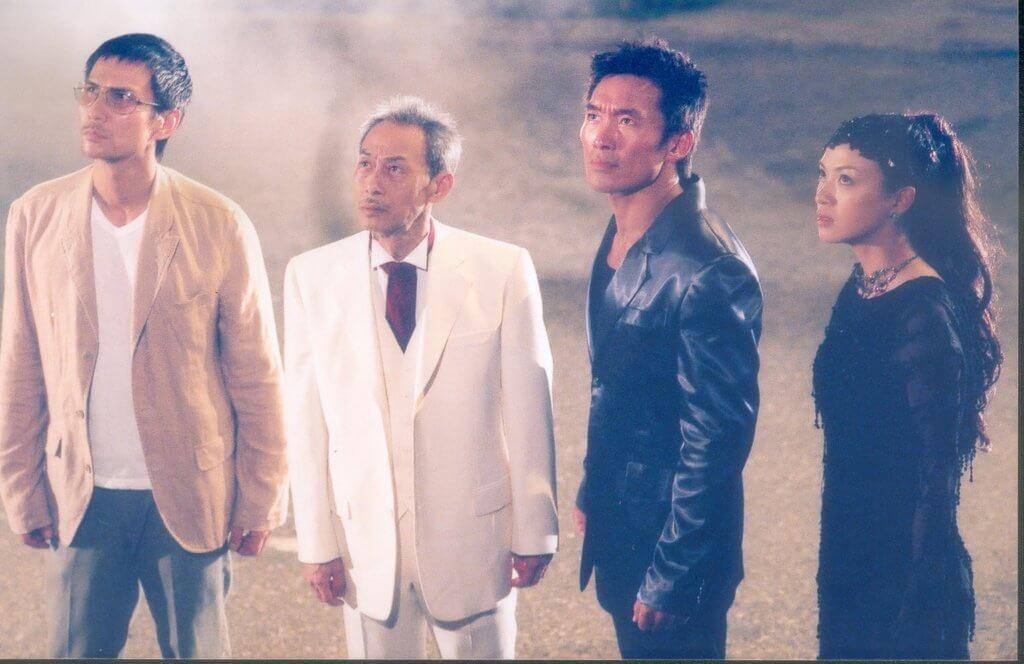 陳啟泰和棠哥合作拍《殭屍》劇集,難忘棠哥熱心助人。