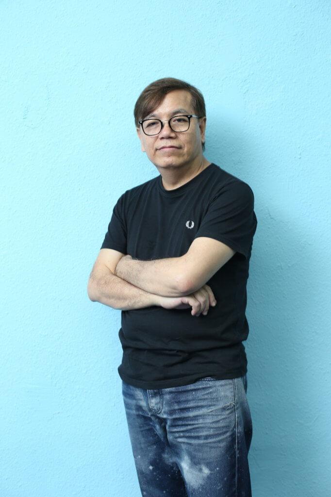 田雞說一直也有慰問陳敏兒一家,而他希望可以五月開拍智叔遺願電影。