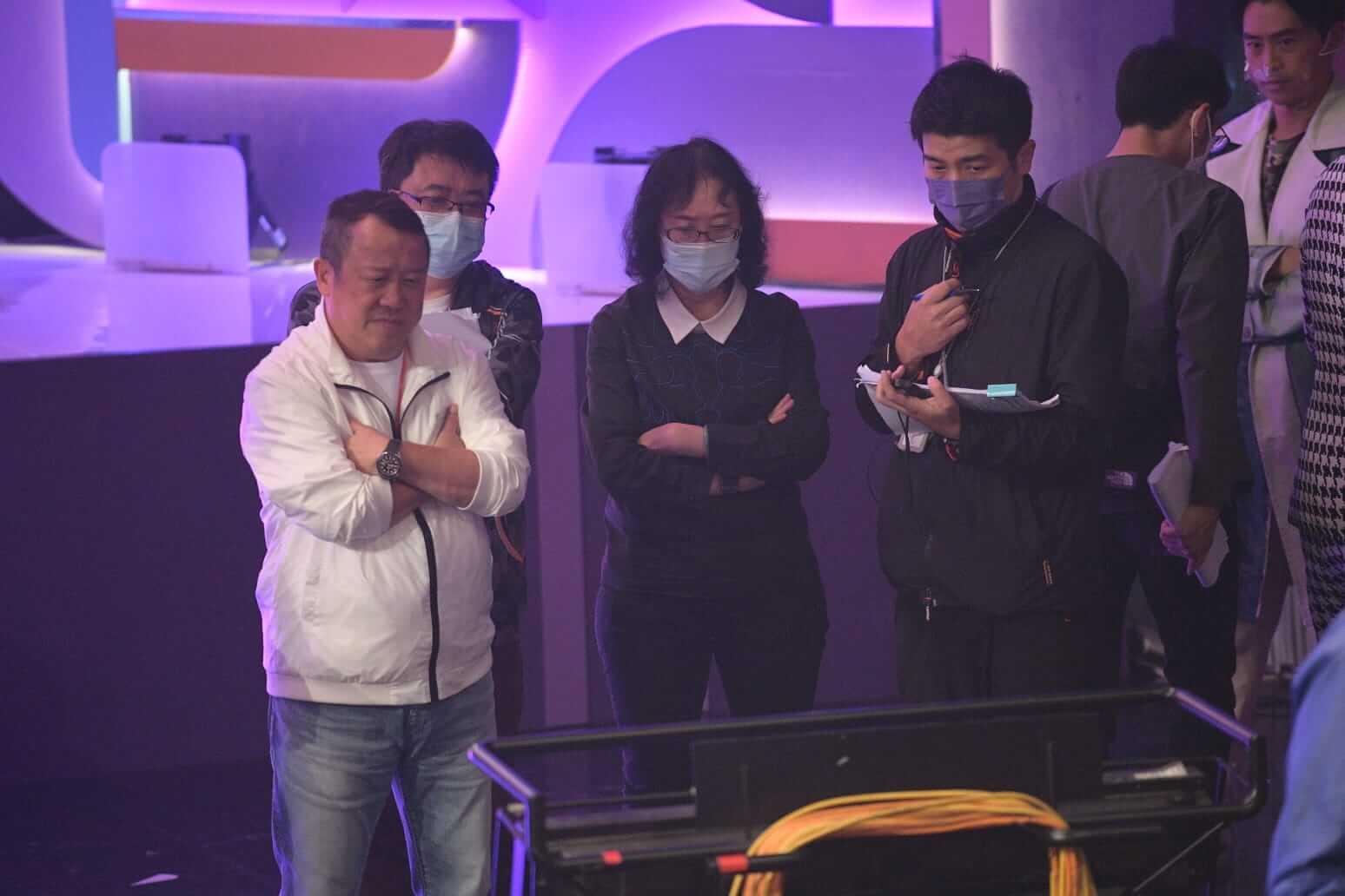 志偉只以J2迎接ViuTV