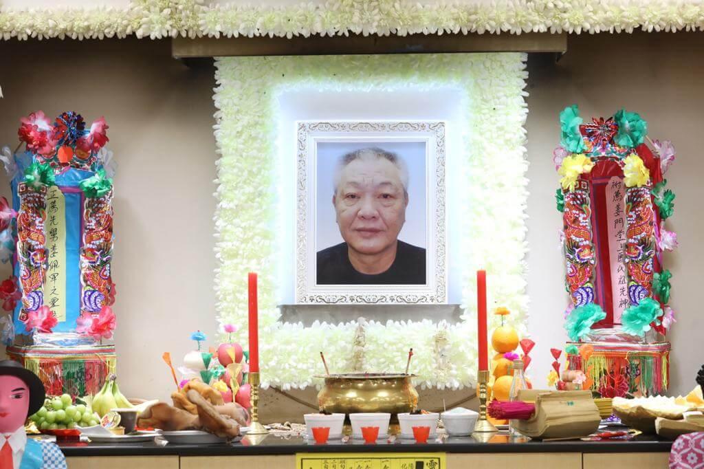 王鍾沒有結婚也沒有子女,喪禮由外甥張學文主持。