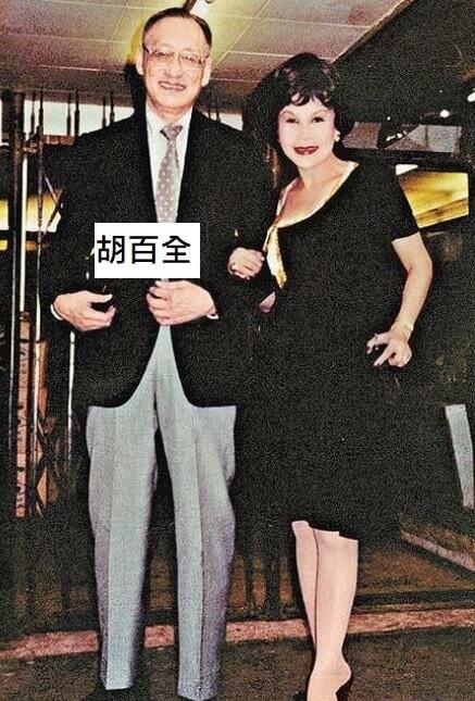 黃夏蕙視胡百全律師為她一生中最愛