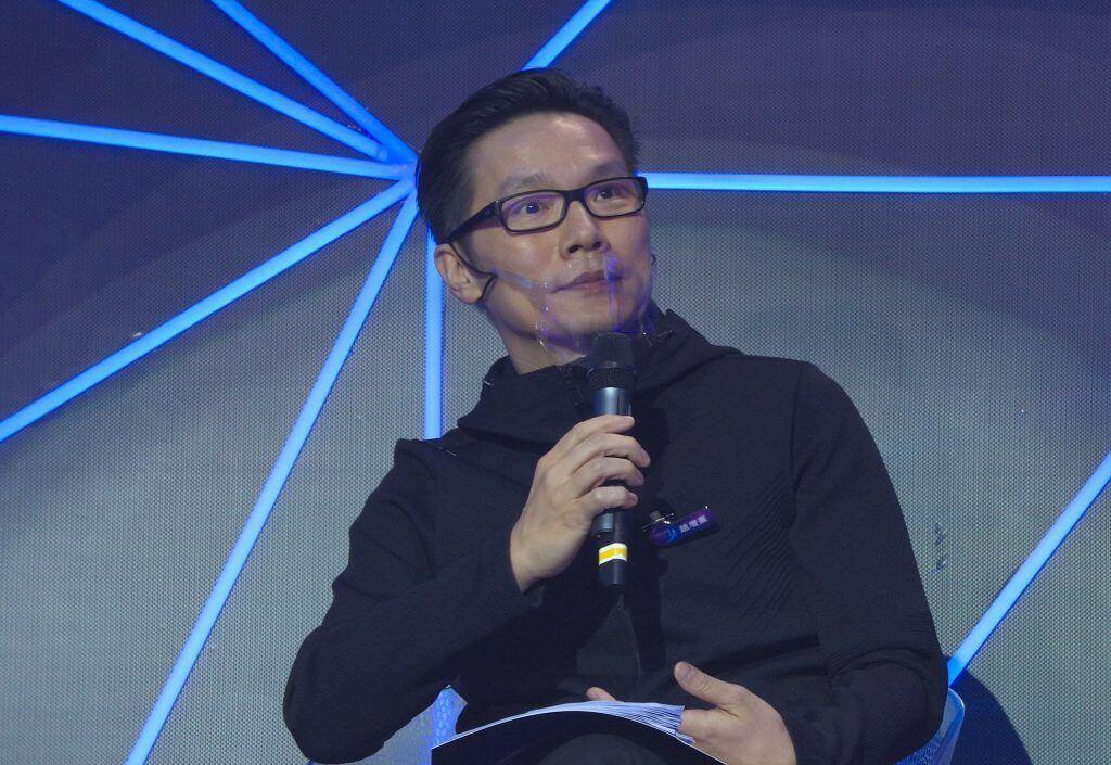 趙增熹最近做《聲夢傳奇》評判