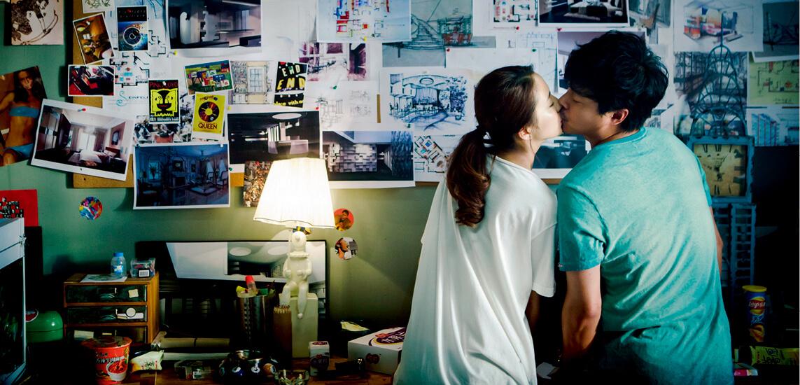佟麗婭與陳思誠於2014年再次合作電影版《北京愛情故事》