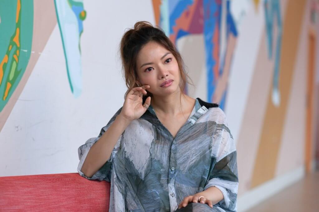 林熹瞳懷孕約八周不幸流產,事隔一個月提起仍眼泛淚光。