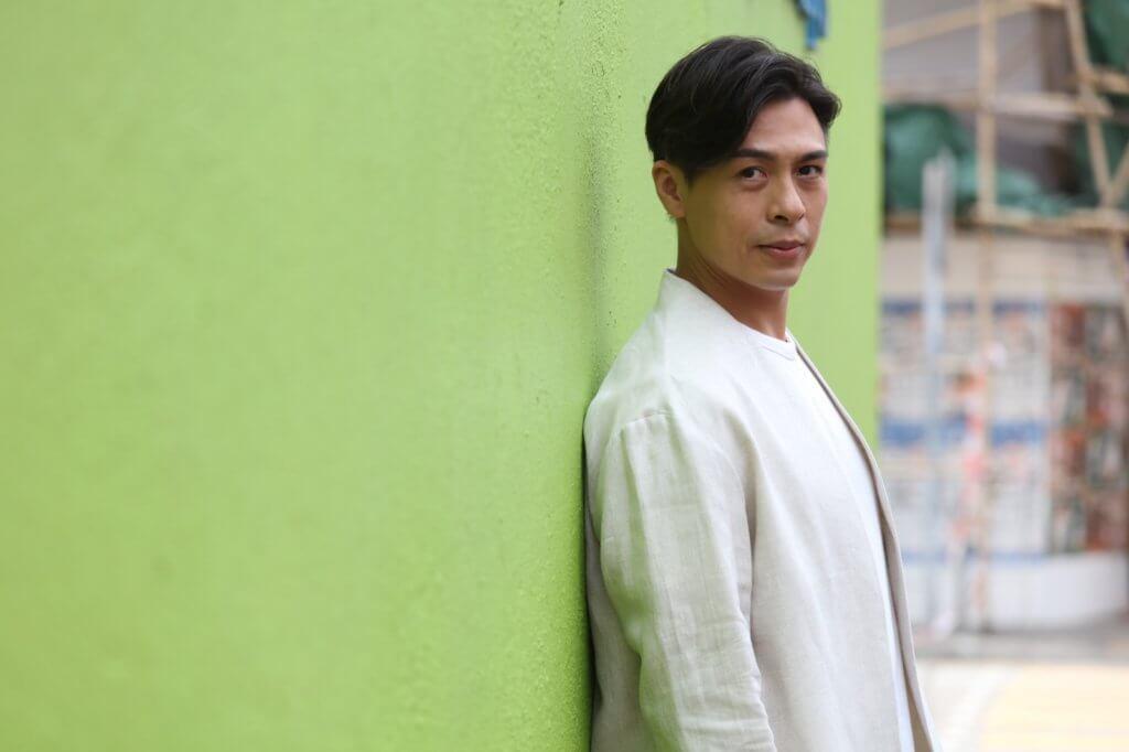 九九年入行,陳少邦經歷過高低起跌,至今仍追尋演員夢。