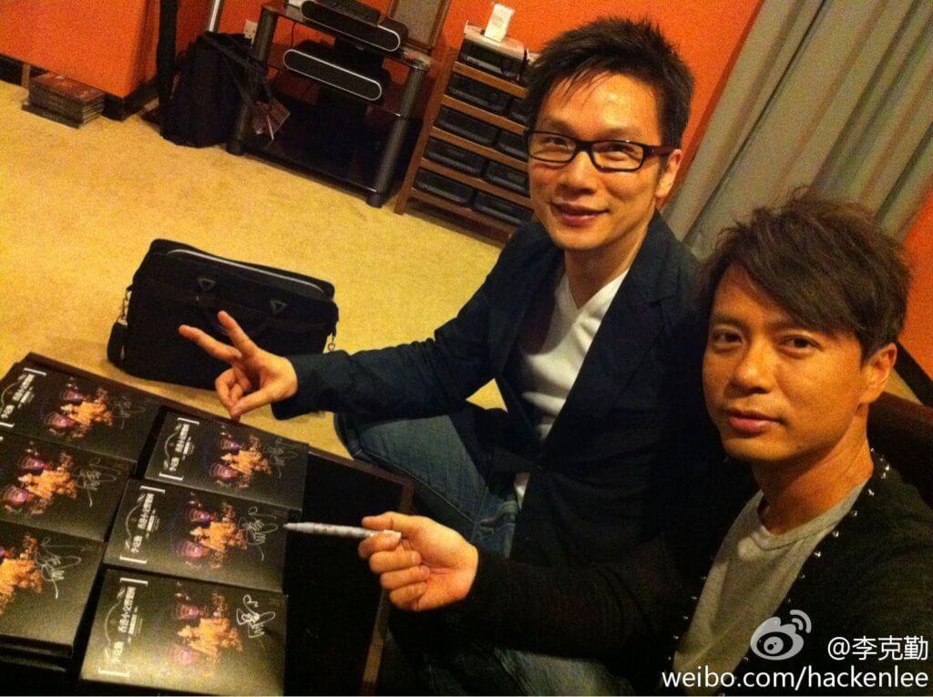 李克勤喜愛跟管弦樂團合作,趙增熹在唱片和演唱會跟他多次拍檔。