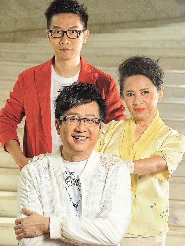 趙增熹另一次重要演出,與葉德嫻、倫永亮的《紅白藍演唱會》