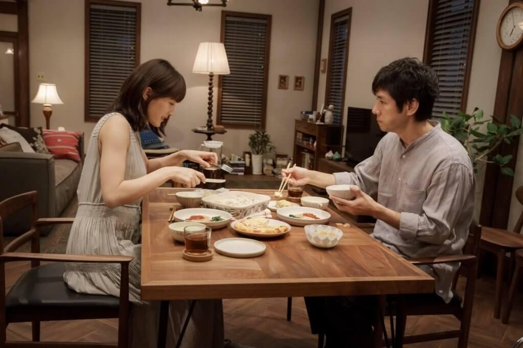 綾瀨遙片中文戲可愛迷人,婚後生活浪漫動人。