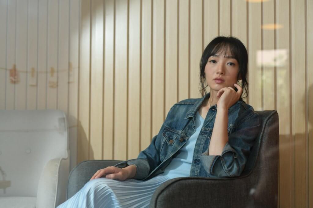 蔡思韵年紀輕輕封后,但她表示沒有壓力。