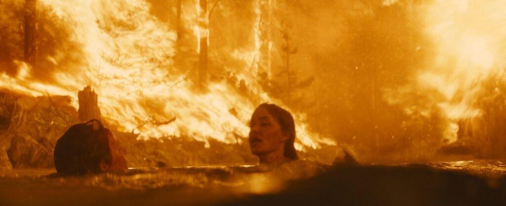 影片的動作場面及災難場片拍得不俗