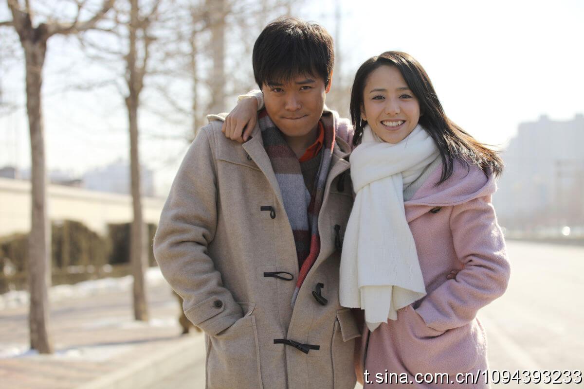 佟麗婭與陳思誠因合作電視劇《北京愛情故事》而結緣