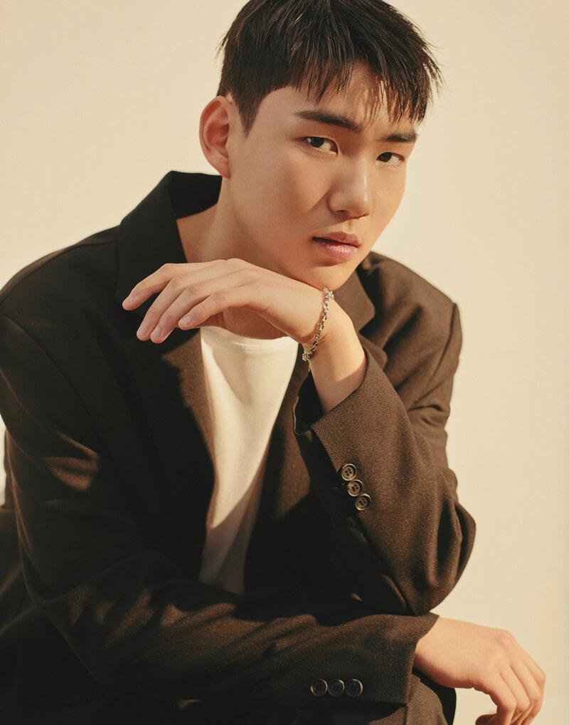 陳俊翔在《我是遺物整理師》中首度擔正,演活阿士保加症少年的獨特氣質。