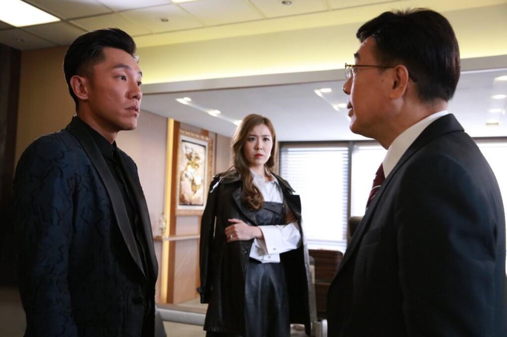 阿康飾演的魏子樂,因太太死去,情緒崩潰,被讚演技大爆發。