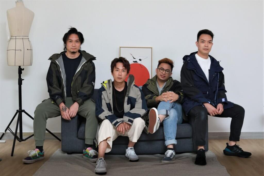 樂隊ToNick成軍十四年,四名成員恆仔、小龜、Ryan及晨曦原來因為「五月天」而組成樂隊。