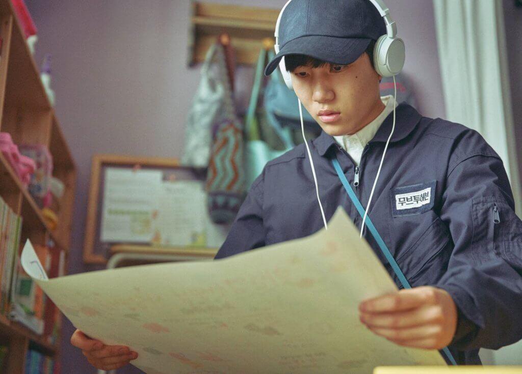 劇集透過陳俊翔飾演的韓可魯整理故人生前遺物,側寫人間冷暖。